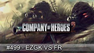 COH2 FR #499 EZGK VS FR