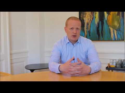 Cystisk Fibrose Foreningens 50 års jubilæum: Interview med formand Sune Schackenfeldt