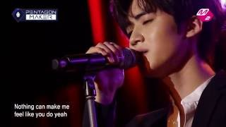 YAN AN (PENTAGON) - ♬ Nothing Like Us (Original artist Justin Bieber )