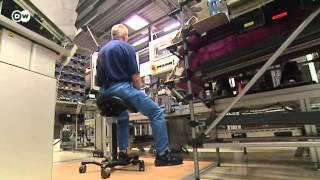 وظائف مناسبة للعاملين الأكبر سنا في شركة بي ام دبليو  صنع في ألمانيا