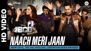 Naach Meri Jaan | Disney's ABCD 2 | Varun Dhawan - Shraddha Kapoor | Sachin - Jigar