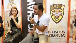 Ola Bola Movie Press Conference