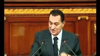 اللواء المنصورى امريكا تريد قتل مبارك من اجل سر ساعة س وتعترف انه ارقى من ان يكون عربى