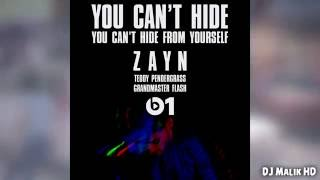 Zayn  You Cant Hide Audio The Get Down Soundtrack