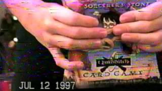 1997   X Mas   Harry Potter
