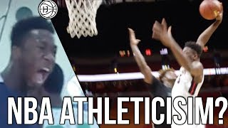 Best Player YOU NEVER HEARD of Ibrahim Doumbia! SENIOR YEAR HIGHLIGHTS!