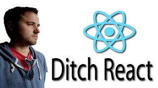 Why We Should Ditch React 👎