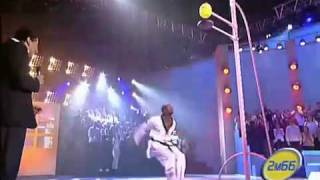 Highest Taekwondo Kick - Guinness World Record