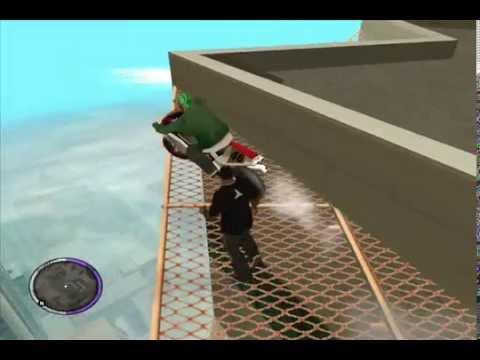 GTA San andreas muertes divertidas parte 5