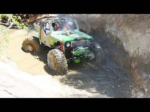 Tank Trap Part 2 & Crowning a Winner! - Top Truck Challenge 2015