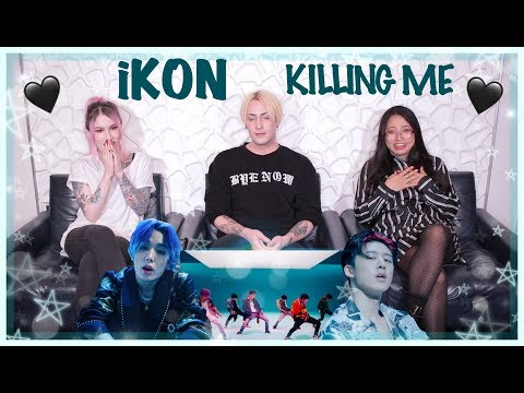 iKON - '죽겠다(KILLING ME)' MV REACTION!