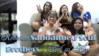 [REACTION] 三代目 (Sandaime) J Soul Brothers from EXILE TRIBE- Feel so Alive [ENG SUB]