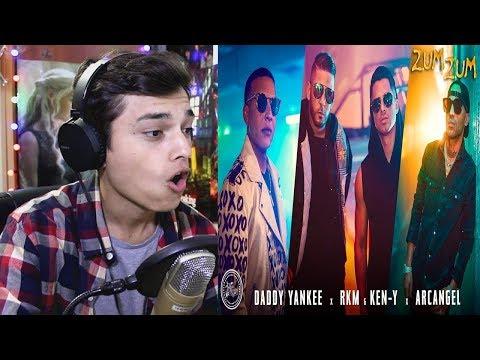 Xxx Mp4 Daddy Yankee X Rkm Ken Y X Arcangel 🐝🍯 Zum Zum Official Video Reaccion 3gp Sex