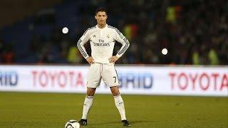 FIFA 15-Ronaldo freekick+Skill Goal