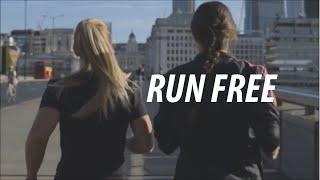 RUN FREE - David Rudisha, Michael Johnson, Hicham El Guerrouj Running Motivation