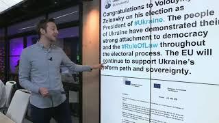 Zelensky: New President of Ukraine | #TheCube