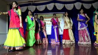 Jain tapasya mehndi function dance Tumkur