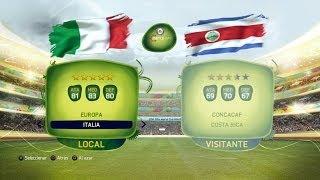 ¡¡Pronósticos Mundial!!! Italia vs Costa Rica [Grupo D] [Partido Completo]