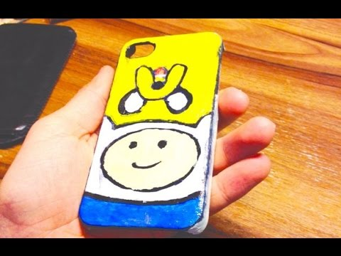Рисунки в телефоне своими руками