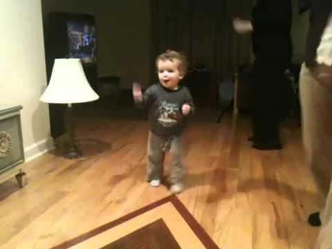Dancing Adam Kaczmarek