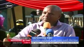 CDF committee chairman Moses Lessonnet calls for electoral reforms at IEBC