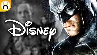 Disney Will Own The Batman TV Rights With FOX Deal