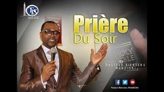 PRIERE DU SOIR- SEIGNEUR PREND LA PLACE DANS MA VIE BY PASTEUR BIENVENU