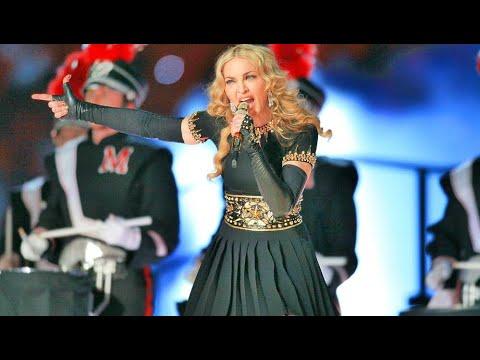 Madonna Super Bowl 2012 Full Song At Live