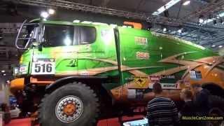 Scania Truck R420 CD 4x4 V8 Turbo 720HP - 2014 Essen Motor Show