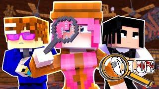 Minecraft Clue - A Murderer Among Us.. Part.2 | 1920's MURDER | Minecraft Mystery Roleplay