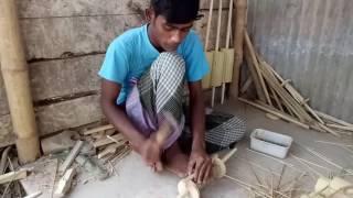How to make a spool (কি ভাবে নাটাই তৈরি করতে হয়)