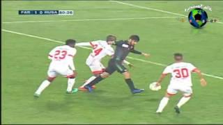 اهداف مباراة الجيش الملكي ضد حسنية أكادير 2-0 الدوري المغربي 4/2/2017