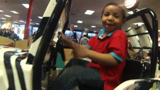 MWFH Films & GoPro presents A Night at Chuck E. Cheese