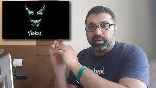 Venom بالعربي | فيلم جامد Trailer Reaction
