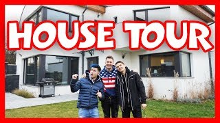 HOUSE TOUR! Bax + Wedry + House
