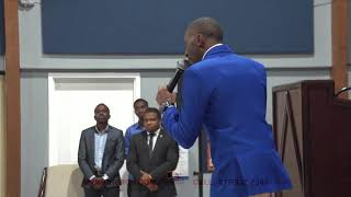 Prophet Java Passion Teaching and Prophecy   MKMI Church HD