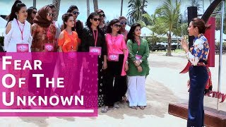 Miss Veet Pakistan 2017 - Episode 6   Fear of the Unknown ft. the Gorgeous Ainy Jaffri