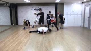 BTS 'DANGER' - mirror dance