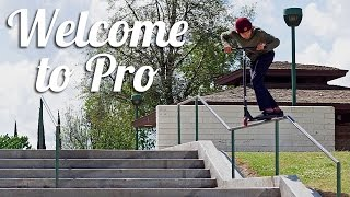 Welcome to Pro: Andrew Zamora