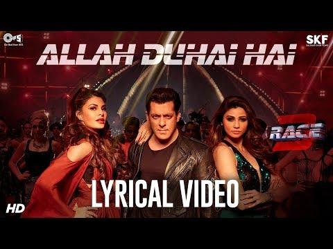 Xxx Mp4 Allah Duhai Hai Song With Lyrics Race 3 Salman Khan JAM8 TJ Latest Hindi Songs 2018 3gp Sex