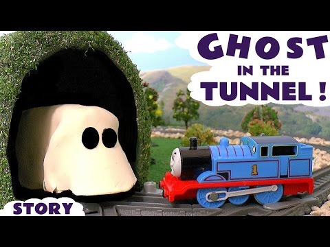 Thomas & Friends Toy Trains Ghost Prank with Play Doh Train Toys for kids and children TT4U