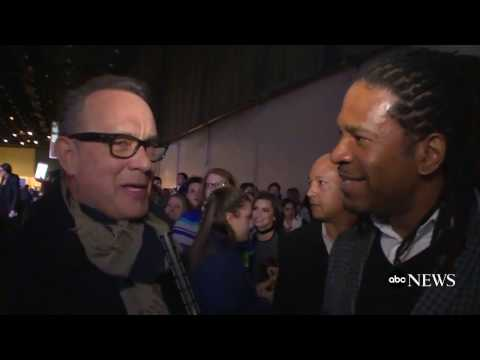 Tom Hanks Reacts to President Obama s Farewell Address