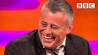 Matt LeBlanc sings Joey Tribbiani's songs - The Graham Norton Show: Series 17 Episode 4 - BBC One