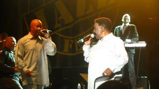 The Whispers  (Say Yes)  2013 Capital Jazz Fest