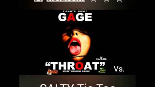 Salty Tic Toc/ Throat (Gage) DJ ShaqTown Party Mix
