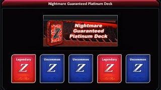 Zula - Opening 13x Nightmare Guarenteed Platinum Decks