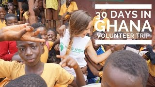 Volunteer Trip To Ghana, Africa: Life Changing 30 Days