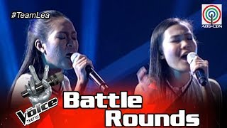 The Voice Teens Philippines Battle Round: Christy vs. Mica - Ave Maria