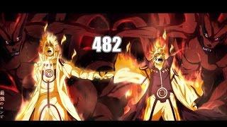 Naruto Shippuden Capitulo 482 Sub Español Completo HD
