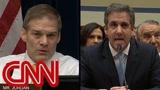 Cohen calls out GOP congressman: